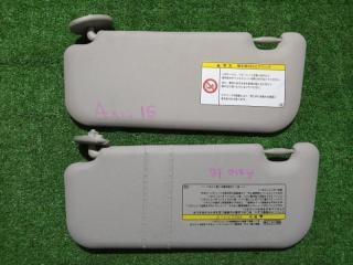 Запчасть козырек солнцезащитный Toyota Corolla Axio 2012