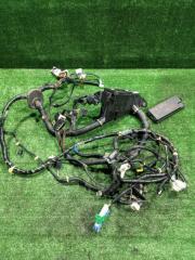 Проводка под капотом левая Honda Fit 2013