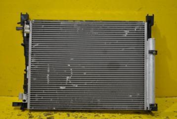 Кассета радиаторов передняя Renault Logan 2014-2018 2 БУ