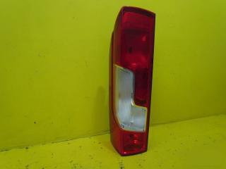 Запчасть фонарь задний левый Citroen Jumper 2013-