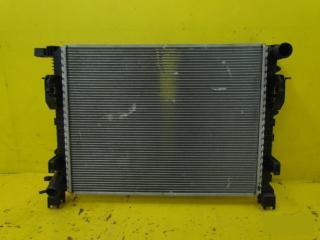 Радиатор основной Renault Duster 2012- БУ