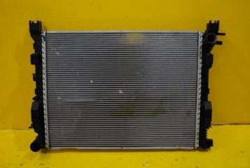 Радиатор основной Renault Sandero 2 2013-2018 БУ