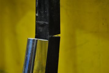 Решетка радиатора передняя Levante 2016-