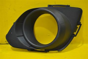 Запчасть накладка противотуманной фары передняя левая Opel Antara 2007-