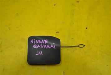 Запчасть заглушка бампера передняя Nissan Qashqai 2013-2017