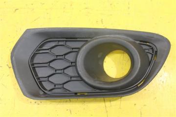 Запчасть накладка противотуманной фары передняя правая Renault Sandero 2014-2018