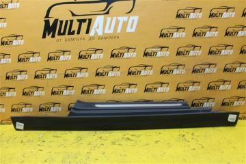 Накладка порога правая Mini Cooper Hatch 2014-2020