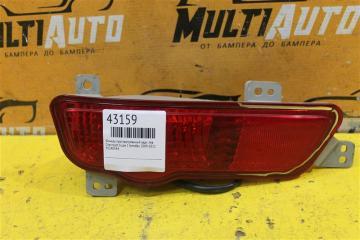 Запчасть фонарь противотуманный задний левый Chevrolet Cruze 2009-2012