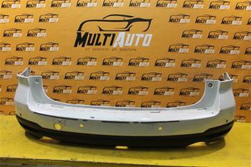 Запчасть бампер задний Subaru Forester 2013-2018