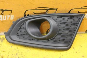 Запчасть накладка противотуманной фары передняя левая Chevrolet Captiva 2013-2016