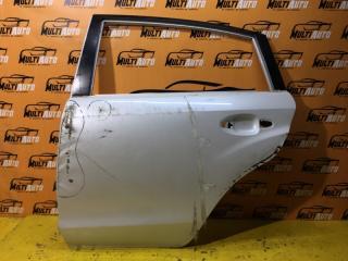 Дверь задняя левая Subaru XV 1 БУ