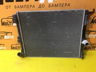 Радиатор охлаждения двигателя Renault Logan 2009-2015 1 БУ