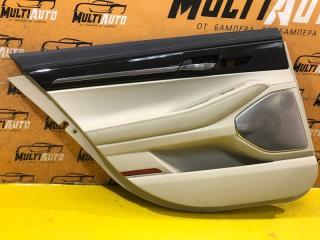 Обшивка двери задняя левая Hyundai Genesis 2016-2019 G90 БУ