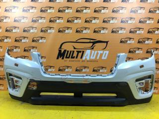 Запчасть бампер передний Subaru Forester 2018-2020