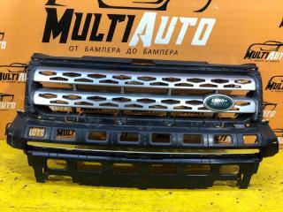 Решетка радиатора Land Rover Freelander 2012-2014 2 БУ