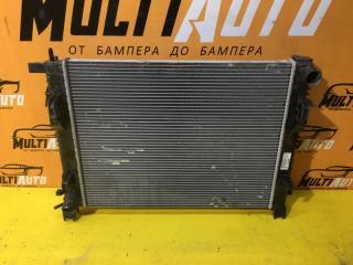 Радиатор основной Renault Logan 2012-2018 2 БУ