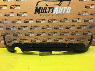 Юбка бампера задняя Mini Cooper CountryMan 2016-2020