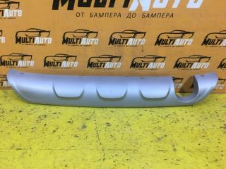 Запчасть накладка бампера задняя Renault Kaptur 2016-2020