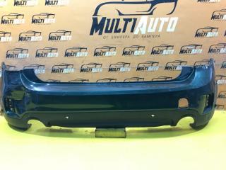 Бампер задний Mini Cooper CountryMan 2016-2020