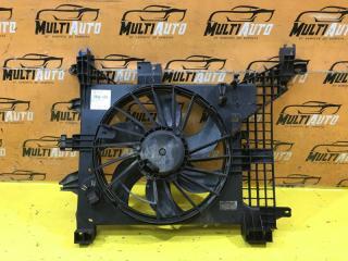 Диффузор радиатора Renault Duster 2010-2020 1 БУ