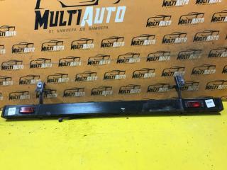 Запчасть усилитель бампера задний Hummer H3 2005-2010