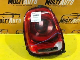 Запчасть фонарь задний левый Mini Cooper Hatch 2013-2018