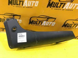 Запчасть накладка бампера передняя правая Mini Cooper Hatch 2014-2018