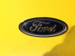Запчасть эмблема крышки багажника Ford Focus 2014-2018