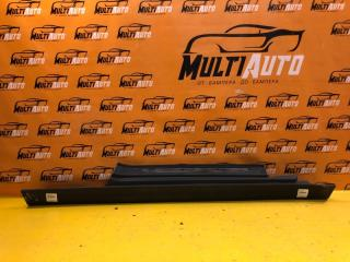 Накладка порога правая Mini Cooper Hatch 2013-2018
