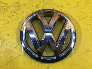 Запчасть эмблема передняя Volkswagen Touareg 2010-2018