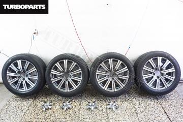 Комплект из 4-х Колесо R21 / 275 / 50 Dunlop Grandtrek PT3 5x150 лит. 54ET  (б/у)