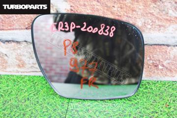 Запчасть зеркало-полотно переднее правое MAZDA CX-7