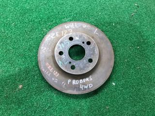Тормозной диск передний TOYOTA WILL VS