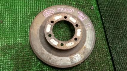 Тормозной диск передний левый TOYOTA PRADO 2002