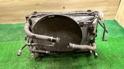 Запчасть радиатор BMW E65
