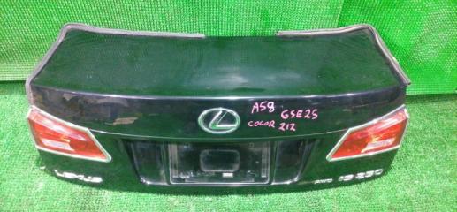 Крышка багажника LEXUS IS250 2006