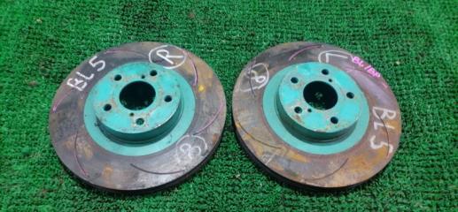 Тормозной диск передний SUBARU LEGACY