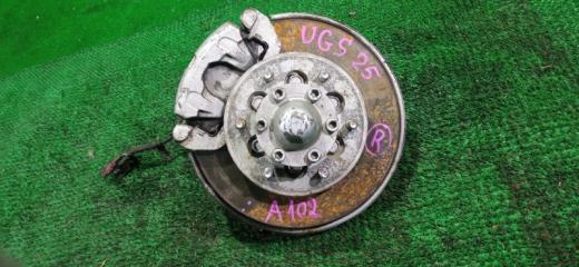 Запчасть ступица передняя правая ISUZU VEHICROSS 1998