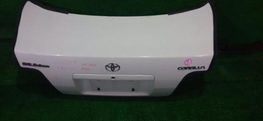 Крышка багажника TOYOTA COROLLA 1995