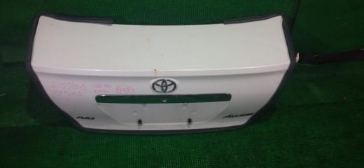Крышка багажника TOYOTA ALLION 2002
