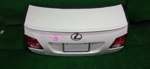 Крышка багажника LEXUS GS350 2005