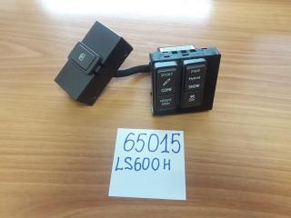 Кнопка управления подвеской LEXUS LS600H