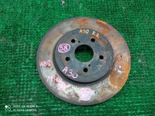 Тормозной диск передний правый TOYOTA KLUGER 2005
