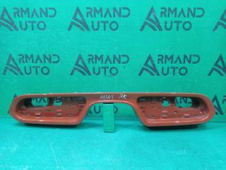Накладка бампера задняя MINI Hatch F56 БУ