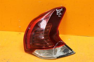 Запчасть фонарь правый Peugeot 3008 2009-н.в.