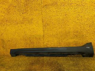 Запчасть накладка порога левая Volvo V40 2012-нв