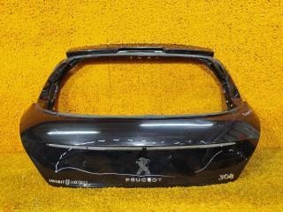 Запчасть дверь багажника Peugeot 308 2007-2015