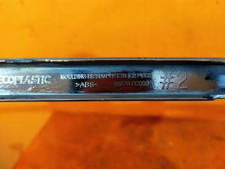 Накладка бампера задняя G90 2016-нв 1