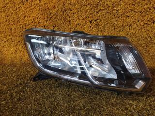 Фара правая Renault Logan 2012-2018 2 БУ
