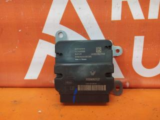 Блок управления airbag Renault Logan 2012-нв 2 БУ